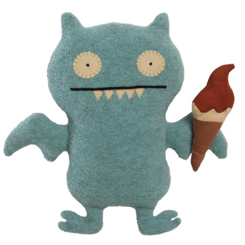 (Uglydoll Foodies - Ice Bat with Ice Cream)