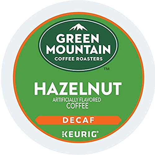 Green Mountain Coffee Roasters Hazelnut Decaf Keurig Single-Serve K-Cup Pods, Light Roast Coffee, 72 Count (6 Boxes of 12 Pods) by Green Mountain Coffee Roasters (Image #10)