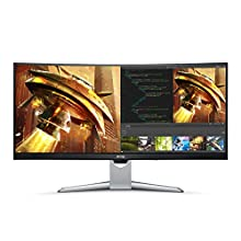 BenQ EX3501R 21:9 Ultrawide Curved QHD Monitor | 34 inch Class (35 Inch) | HDR (3440 X 1440) | Eye-Care Tech | 100 Hz Refresh Rate and FreeSync for Gaming