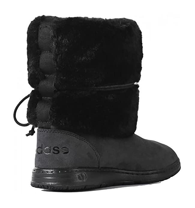 76f1cccb3784 adidas Neo Women s Casual Winter Boots Black (UK 5.5)  Amazon.co.uk  Shoes    Bags