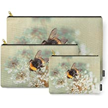 Society6 Bumblebee. Carry-All Pouch