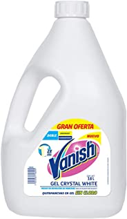 Vanish Quitamanchas Líquido, color Blanco, 3600 ml