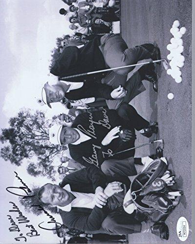 Arnold Palmer Signed Photo - 3