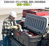 Rubbermaid ActionPacker Lockable Storage Box, 48