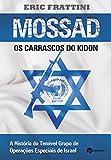 capa de Mossad. Os Carrascos do Kidon