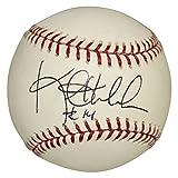 Kent Hrbek Minnesota Twins Autographed Rawlings Official Major League Baseball - Certified Authentic