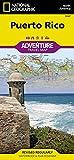 Puerto Rico (Adventure Travel Map) (National Geographic Adventure Map)