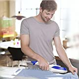 GeekDigg Mini Handheld Fabric Steamer For Clothes Fast Heat-up Powerful Garment Steamer Iron Perfect for Home &Travel