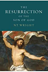 The Resurrection of the Son of God (Christian Origins and the Question of God, Vol. 3) Paperback