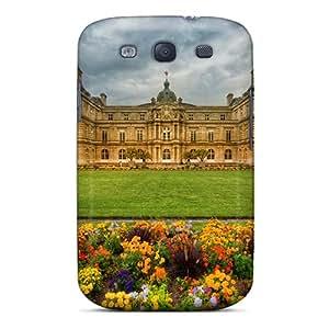 Hot Design Premium JNdSbzK3697iwqiX Tpu Case Cover Galaxy S3 Protection Case(gardens In Paris)