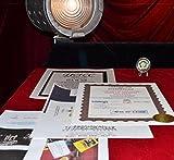 RARE! NATIONAL TREASURE Prop COIN, Screen-Used, COA