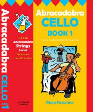 Read Online Abracadabra Cello Book 1 (Pupil's book + CD) (Bk. 1) pdf
