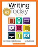 img - for Writing Today, MLA Update Edition (3rd Edition) book / textbook / text book