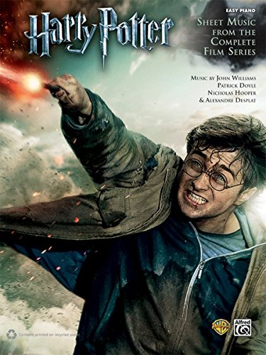- Harry Potter -- Sheet Music from the Complete Film Series: Easy Piano