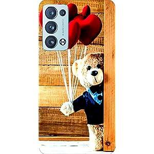 Joe Designer Printed Back Case Cover for Oppo Reno 6 Mobile (Multicolor) art61