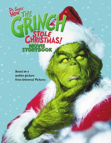 How the Grinch Stole Christmas! Movie Storybook: Louise Gikow ...