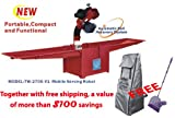 Table Tennis Robot Oukei TW2700 V1 Professional Serving Machine Ping Pong