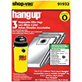 Hang Up Vac Disposable Collection Filter Bag
