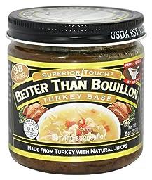 Better Than Bouillon - Turkey Base - 8 oz(pack of 2)