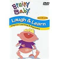 Brainy Baby - Laugh & Learn [Import]