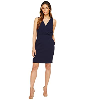 Trina Turk Womens Abrigo Dress Indigo Dress