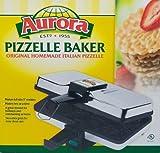 Best Pizzelle Makers - Aurora Non Stick Pizzelle Baker NEW Review