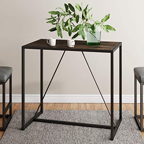 Nathan James Nelson Industrial Counter Height Dining Table