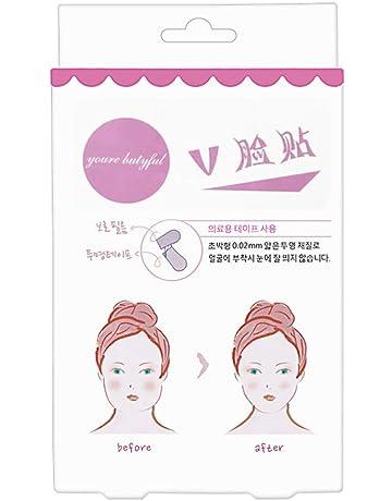 40 pcs Rostro Lifting Patch Invisible artefact adhesivo ascensor Menton delgada cara cinta adhesiva maquillaje Face