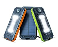 Solar Charger NVR DEAD 8000mAh Rugged Po...