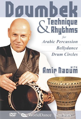 - Doumbek Technique and Rhythms for Arabic Percussion, with Amir Naoum: Beginner level Doumbek instruction, Doumbek how-to, Play Doumbek for belly dance