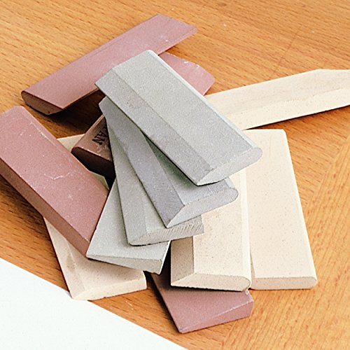 8000 Grit 4 Piece Slipstone Set