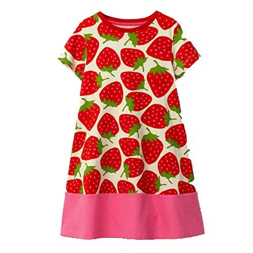 Princess Dress Toddler Girls Summer Clothing 2018 Brand Chil