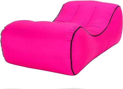 DDSGG Sofa Hinchable,Silla Inflable Piscina,para Viajar, Piscina ...