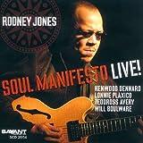 Soul Manifesto - Live!