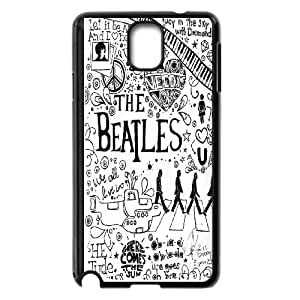 [bestdisigncase] For Samsung Galaxy NOTE4 -The Beatles Rock Music Band PHONE CASE 12