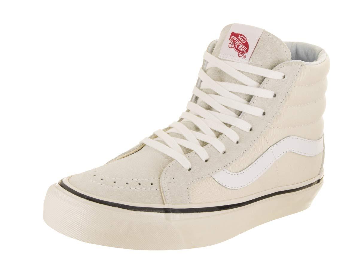 Vans Unisex Sk8-Hi 38 DX Anaheim Factory/OG White Skate Shoe 11 Men US