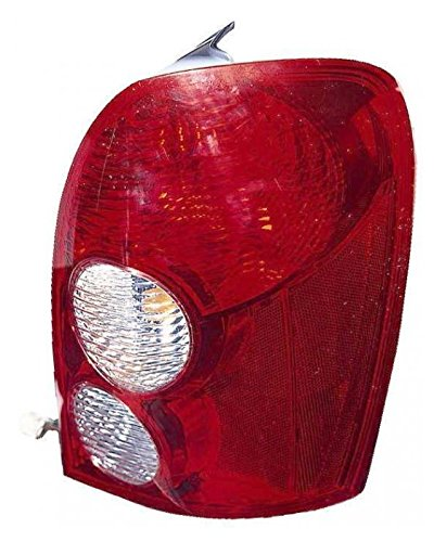 Taillight Taillamp RH Right Side Rear for 02-03 Mazda Protege Protege5 Hatchback