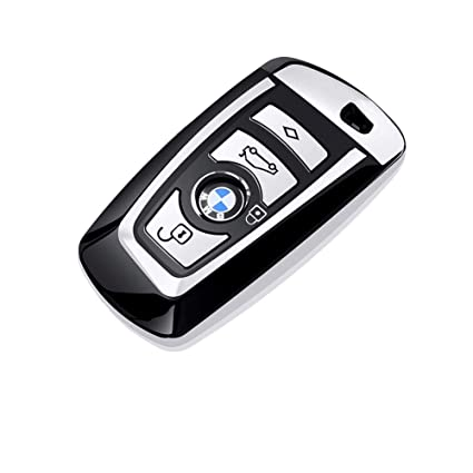 FELICIPP - Funda protectora para llave de BMW con llavero ...