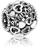 Pandora Bead Charm Donna argento - 796461
