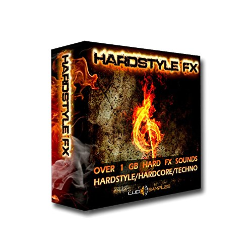 Amazon com: Hardstyle FX - 1168 Hard, Dark & Crushing Sound