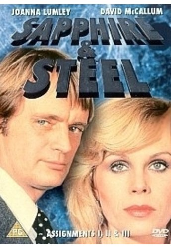 Sapphire and Steel [DVD] [Import] B0000695K5