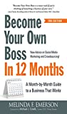 Become Your Own Boss in 12 Months: A Month-by-Month Guide to a Business that Works Pdf