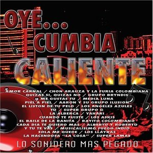 UPC 801472905622, Oye: Cumbia Caliente