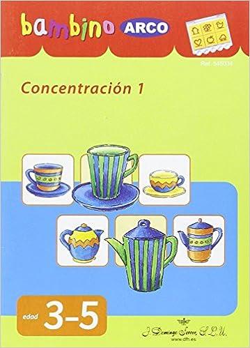 BAMBINO ARCO. Concentración 1: Amazon.es: Michael Junga, J. Domingo Ferrer, S.L.U., Ute Ohlms: Libros