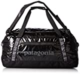 Patagonia Water Repellent  Unisex Outdoor Duffel Bag available in Black - 60 Litres