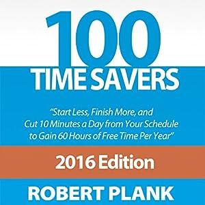 100 Time Savers Audiobook