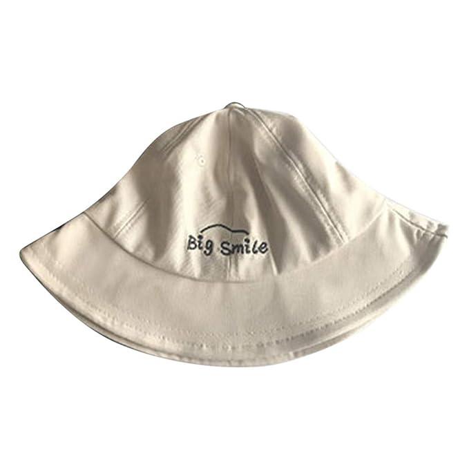 EUCoo Berretto da Donne Multifunzione Pieghevole Moda Casual Cappello da  Pescatore Cappellino da Pesca(Beige c467e1bb9a08
