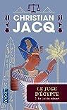 Le Juge d'Egypte, tome 2 : La Loi du désert par Jacq