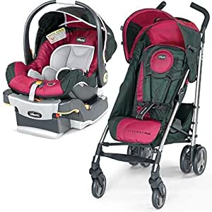 Chicco Liteway Plus Travel System Amp