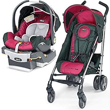 Chicco Liteway Plus Travel System Aster